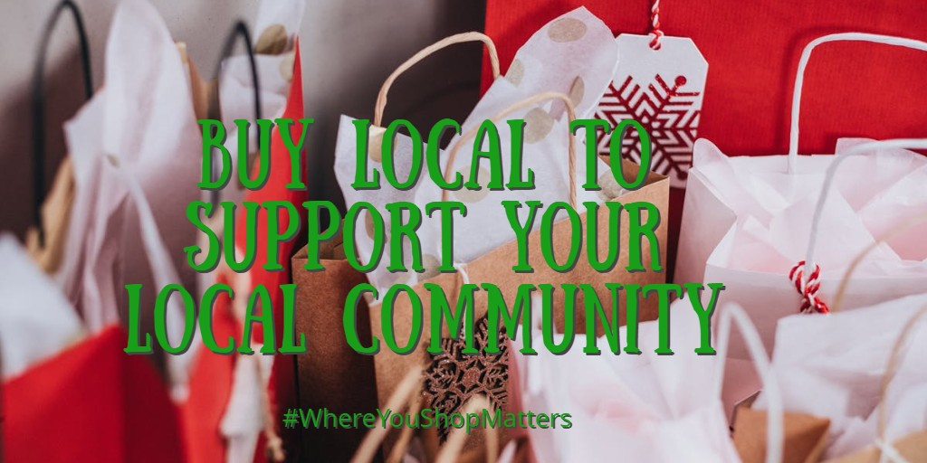 #LoveWarrington – shop local this Christmas